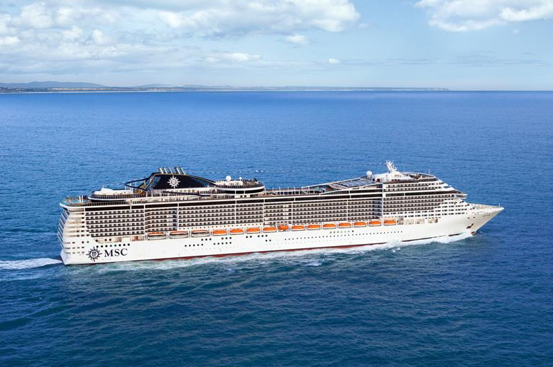 33 Stunning Photos from MSC Cruises Newest and Biggest Ship-32