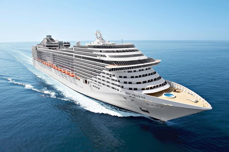 33 Stunning Photos from MSC Cruises Newest and Biggest Ship-title