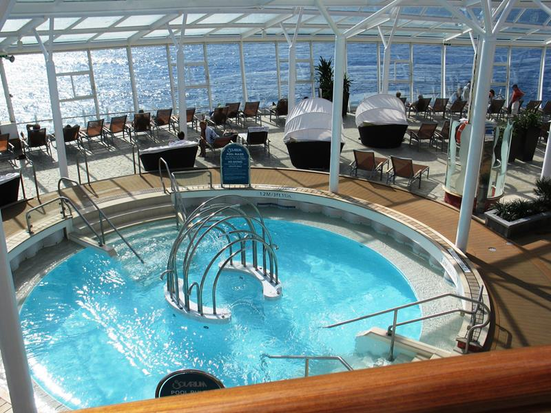 41 Breathtaking Pictures of the Royal Caribbean Oasis of the Seas-15