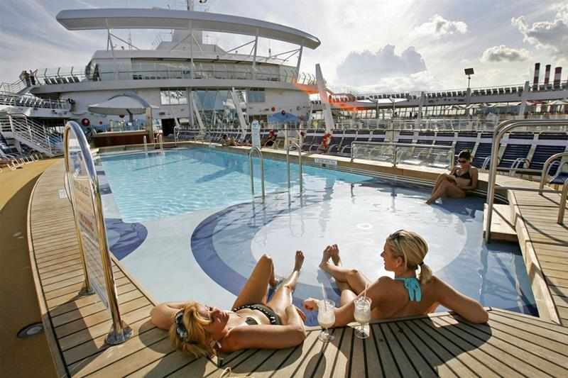 41 Breathtaking Pictures of the Royal Caribbean Oasis of the Seas-7