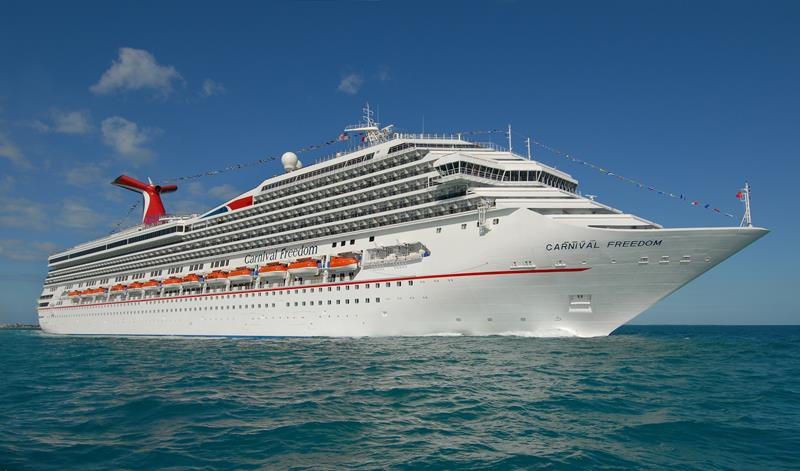 28 Pictures of the Newly Refurbished Carnival Freedom-title