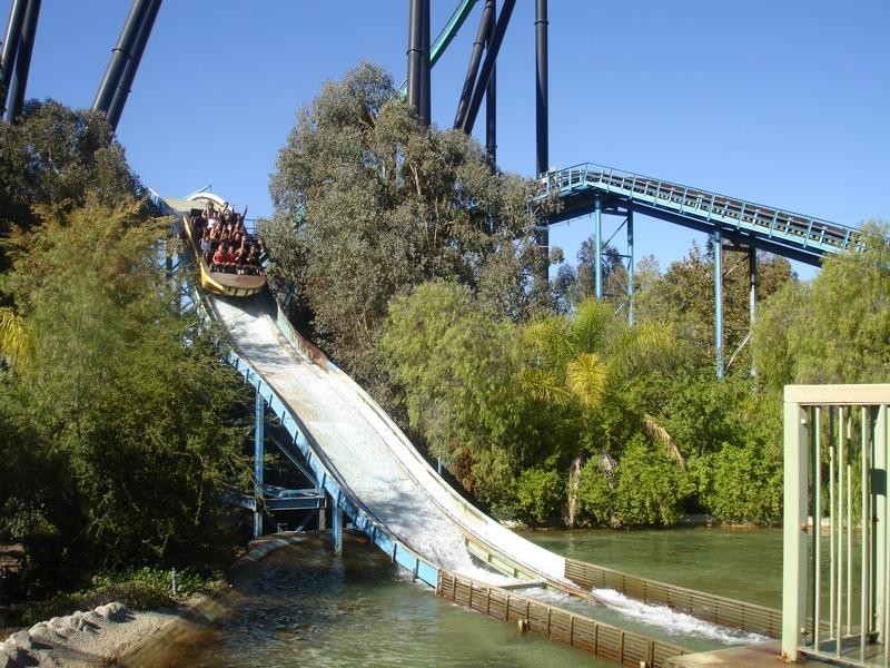 35 Pictures from Six Flags Magic Mountain-9