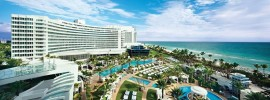 21 Photos From the Stunning Fontainebleau Hotel in Miami Beach