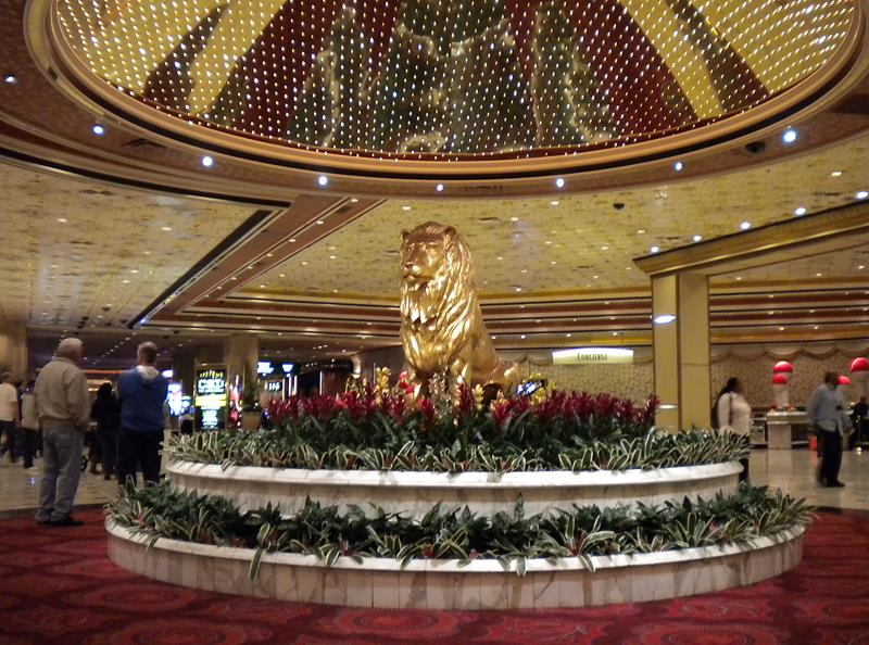 21 Pictures of the MGM Grand Resort-2
