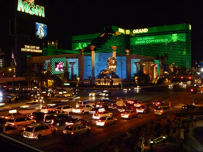 21 Pictures of the MGM Grand Resort-21