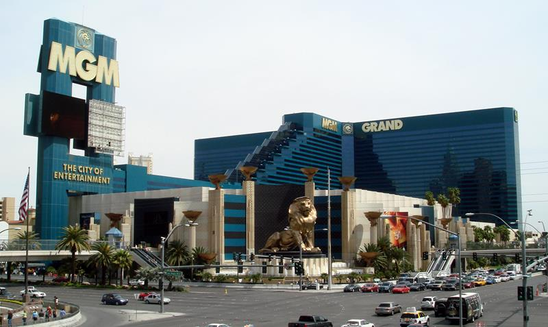 21 Pictures of the MGM Grand Resort-title