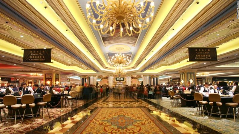 23 Pictures of the Venetian Casino and Resort-18