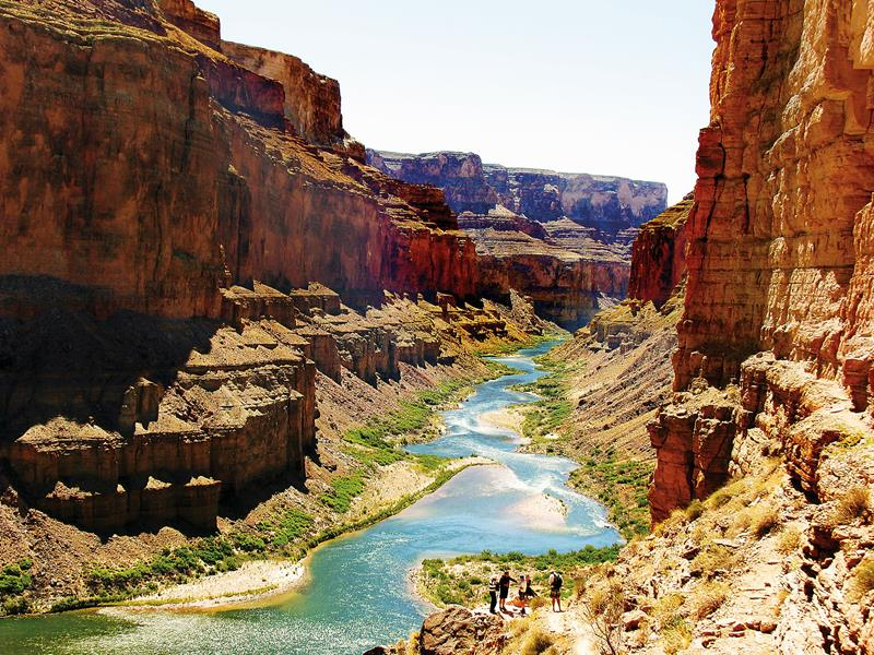 16 Photos That Prove White Water Rafting in the Grand Canyon is Awesome-14