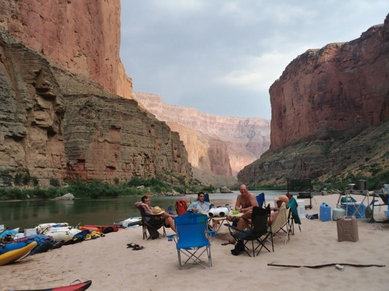 16 Photos That Prove White Water Rafting in the Grand Canyon is Awesome-15