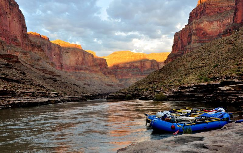 16 Photos That Prove White Water Rafting in the Grand Canyon is Awesome-8
