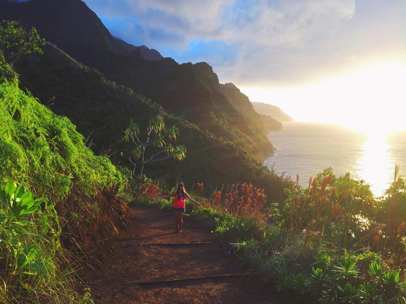 18 Breathtaking Pictures of the Kalalau Trail in Hawaii-18
