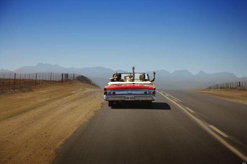 14 United States Road Trips To Take Before You Die-title