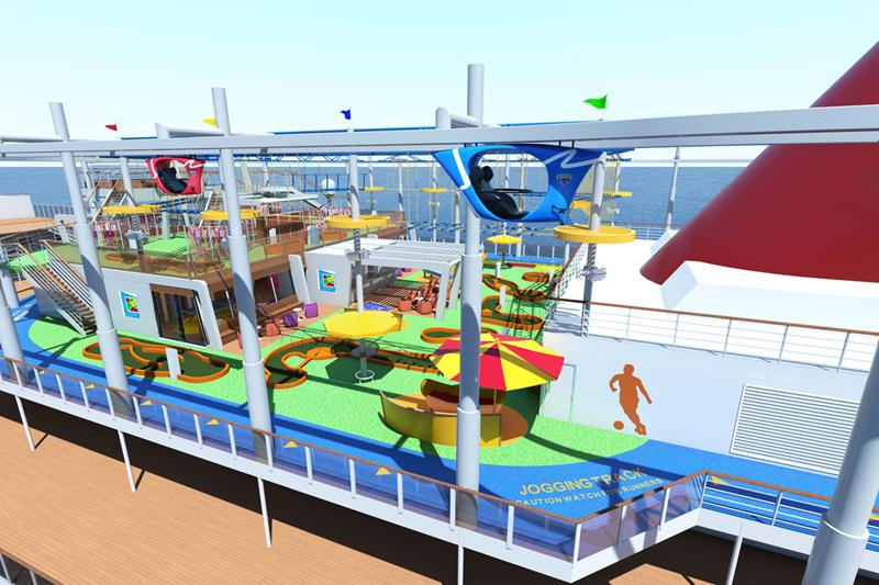 10 Unbelievable Features on Carnivals Newest Ship-4