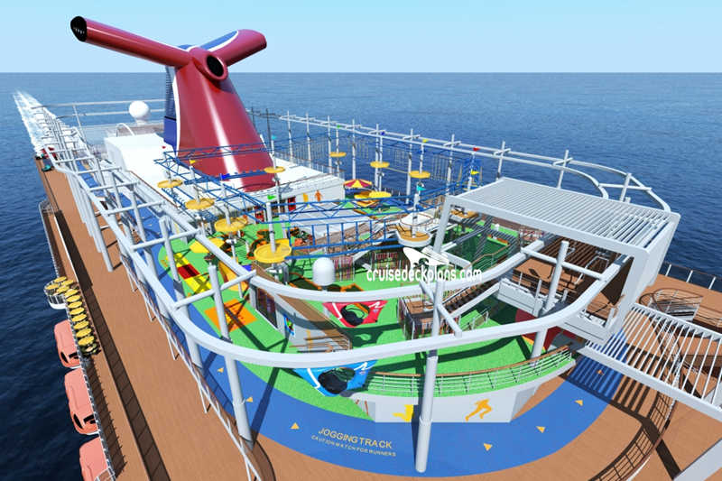 10 Unbelievable Features on Carnivals Newest Ship-5