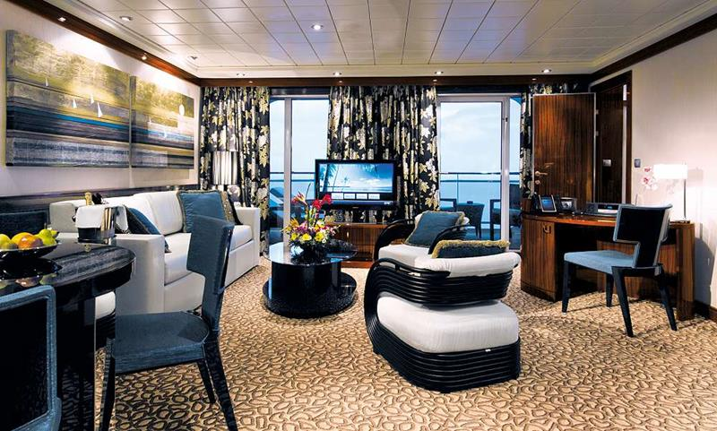The 10 Best Luxury Cruise Ship Staterooms-6a