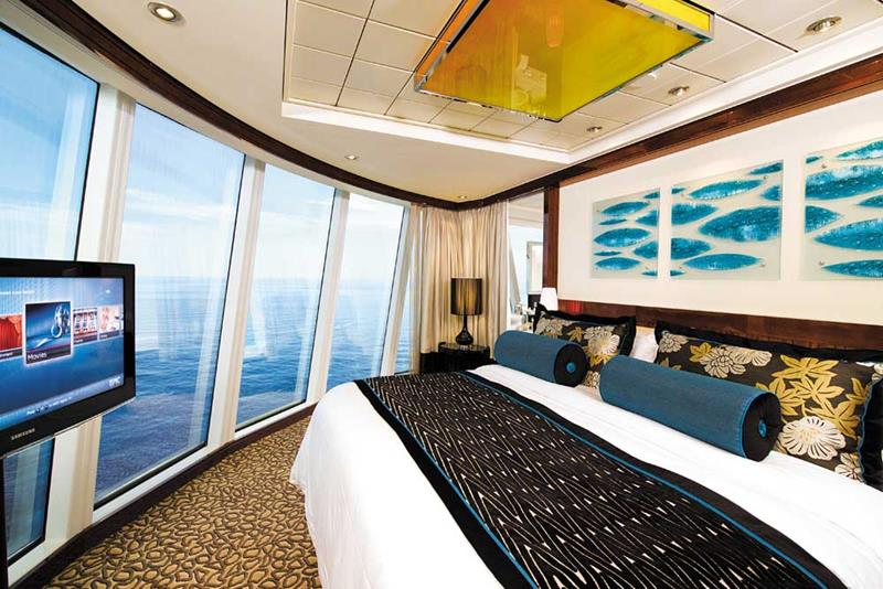 The 10 Best Luxury Cruise Ship Staterooms-6b