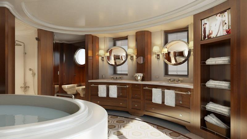 The 10 Best Luxury Cruise Ship Staterooms-8b
