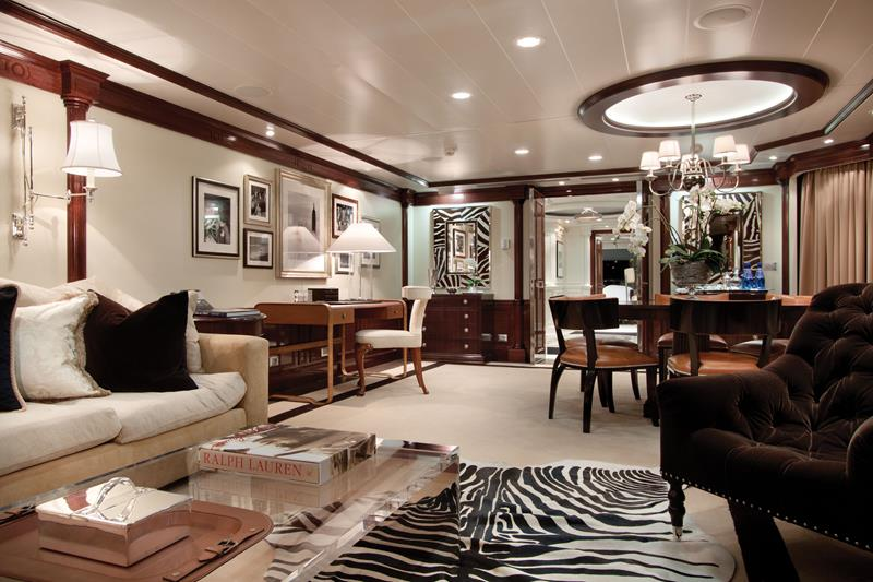The 10 Best Luxury Cruise Ship Staterooms-9a