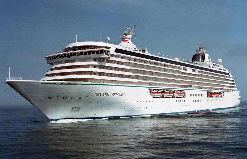 The 10 Best Luxury Cruise Ships-1a