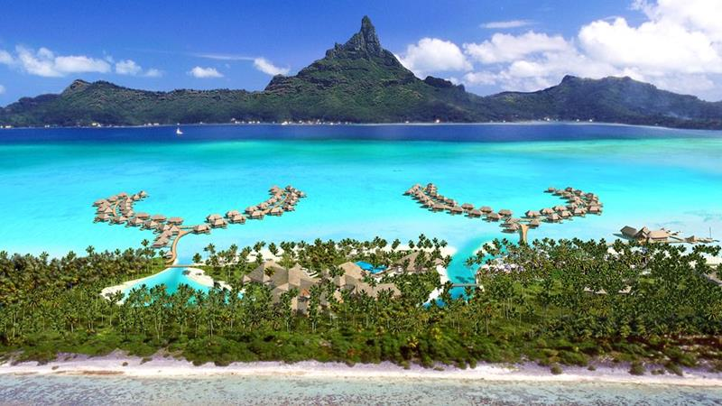 The 10 Best Overwater Bungalows In The World-2