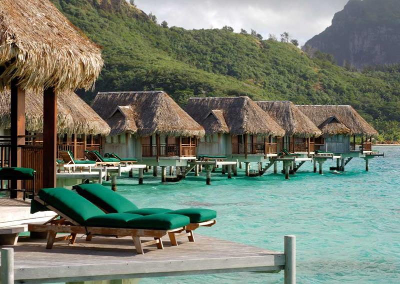 The 10 Best Overwater Bungalows In The World-8