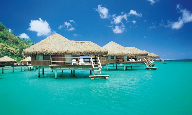 The 10 Best Overwater Bungalows In The World-title