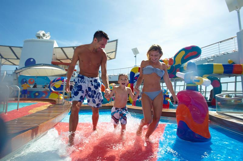 The 5 Best Cruise Lines For Families-1a