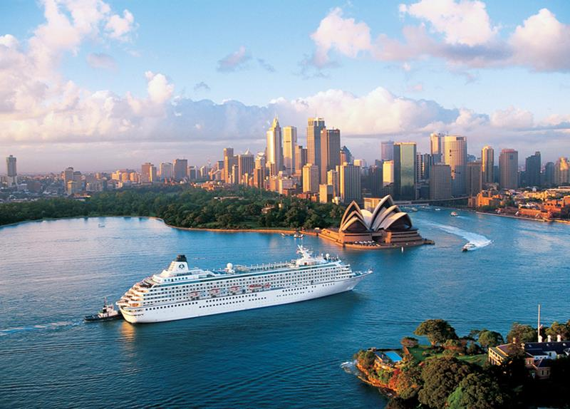 21 Stunning Pictures of the Ultra Luxury Crystal Serenity Cruise Ship-1