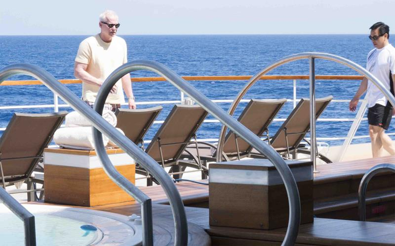 22 Pictures of Seabourns Most Luxurious Cruise Ship-3
