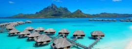 22 Pictures of the Best Overwater Bungalows Resort in Bora Bora