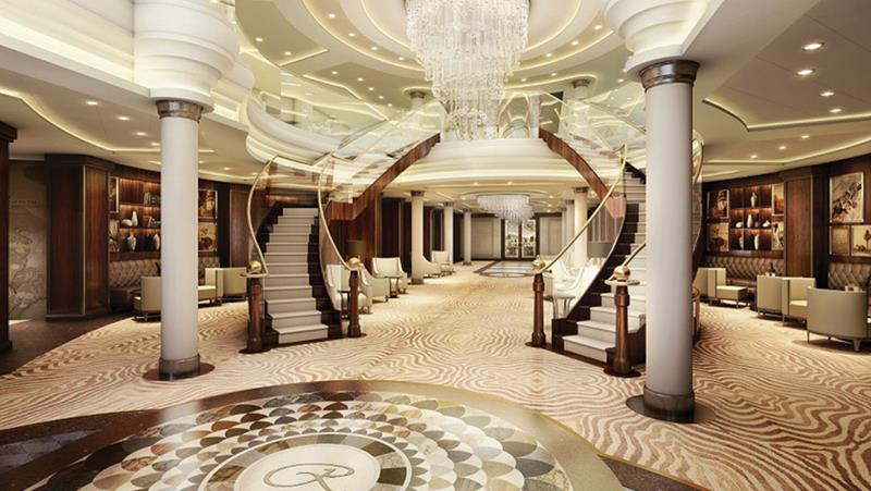 23 Jaw Dropping Pictures of the Most Luxurious Cruise Ship in the World-2