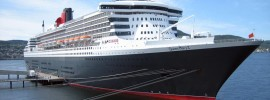 25 Stunning Pictures of the Queen Mary 2 Luxury Cruise Ship
