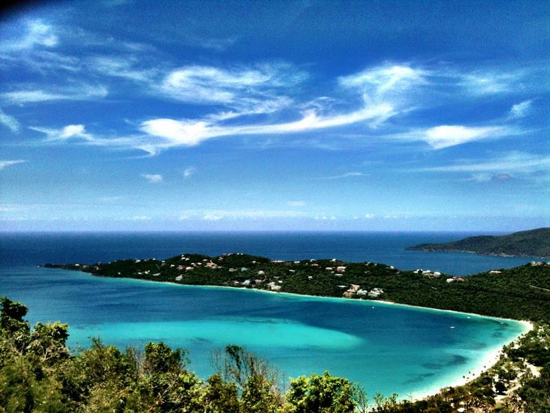 24 Amazing Photos of the Popular Cruise Port St Thomas-1