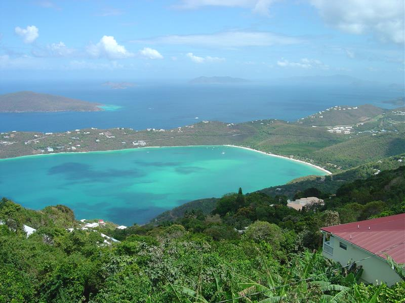 24 Amazing Photos of the Popular Cruise Port St Thomas-6