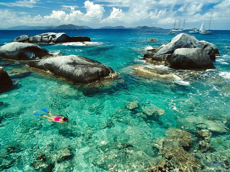 24 Best Snorkeling Spots in the Caribbean-8