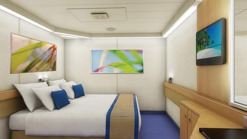 9 Awesome Cruise Ship Inside Cabins-1b