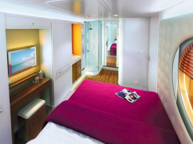 9 Awesome Cruise Ship Inside Cabins-5b