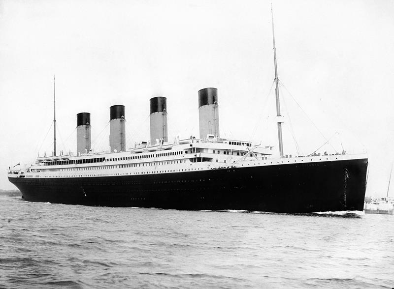 An Advanced Look at the Astonishing Titanic II-1