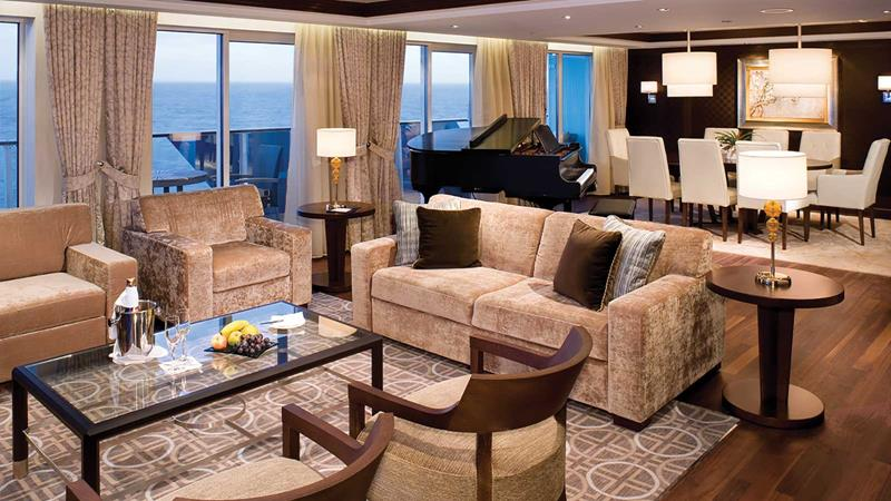 The 10 Best Cruise Ship Suites-2b