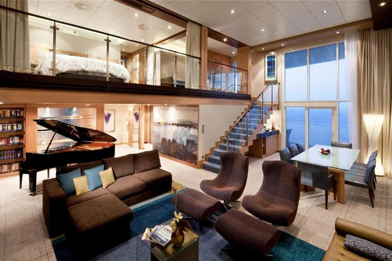 The 10 Best Cruise Ship Suites-4b