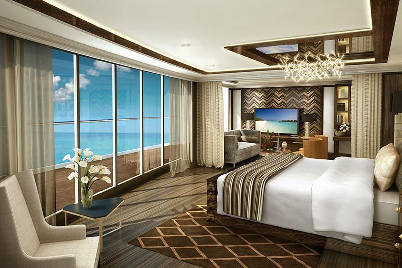 The 10 Best Cruise Ship Suites-7