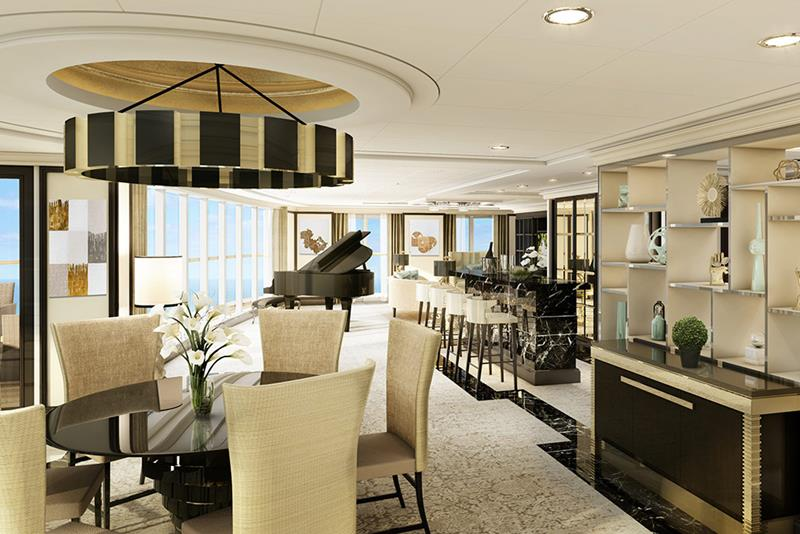 The 10 Best Cruise Ship Suites-7b