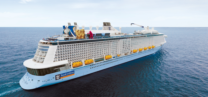 20 Pictures of Royal Caribbeans New Billion Dollar Cruise Ship-1