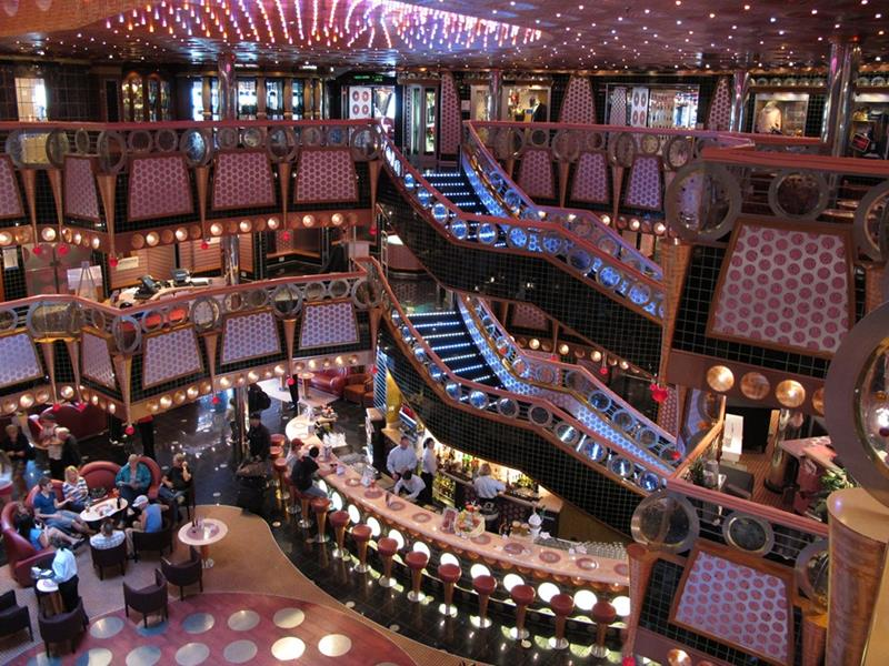21 Pictures of the Beautiful Carnival Splendor Cruise Ship-10