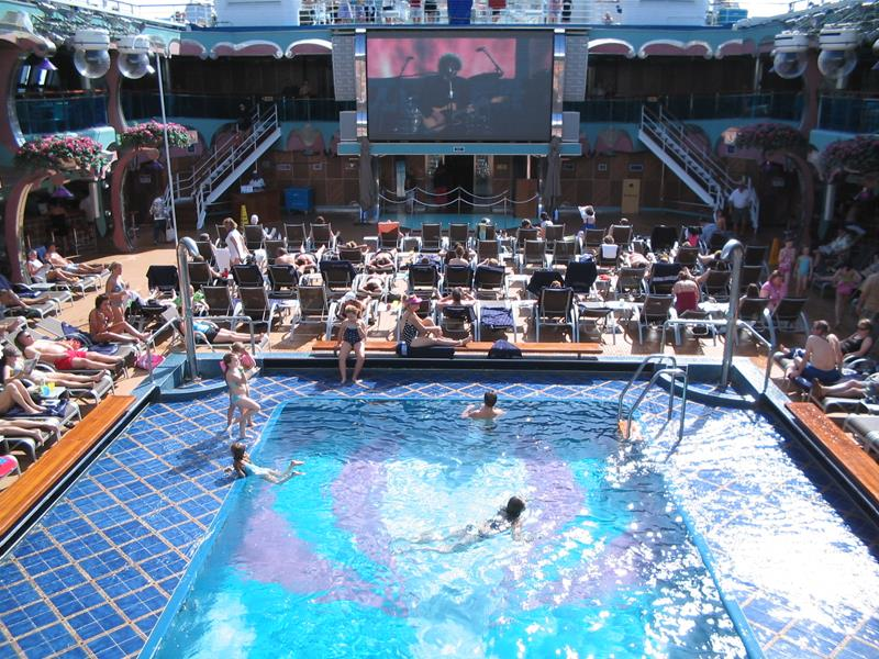 21 Pictures of the Beautiful Carnival Splendor Cruise Ship-2