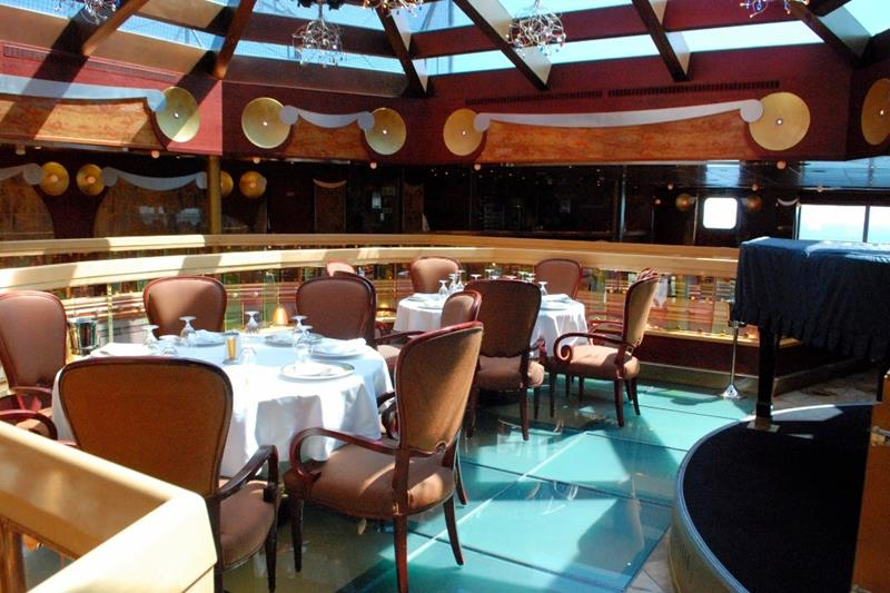21 Pictures of the Beautiful Carnival Splendor Cruise Ship-8
