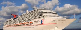 21 Pictures of the Beautiful Carnival Splendor Cruise Ship