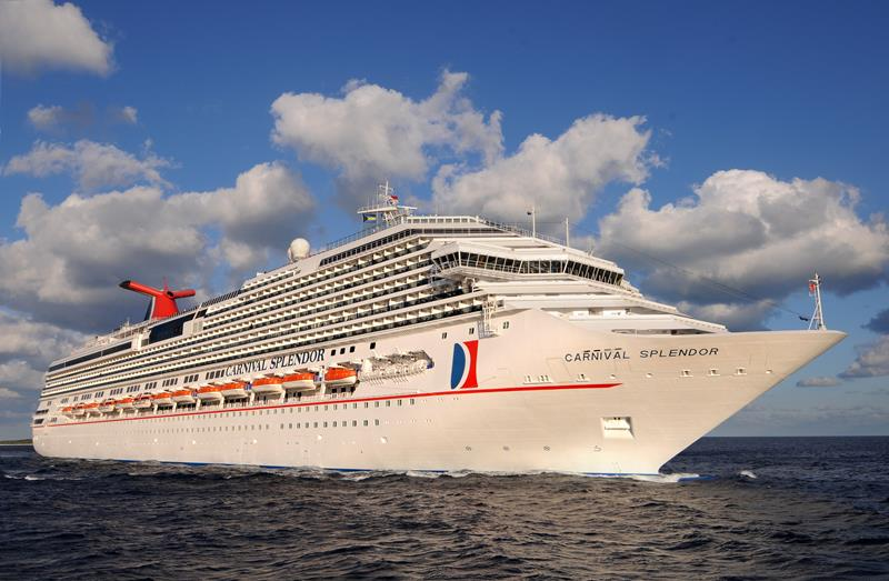 21 Pictures of the Beautiful Carnival Splendor Cruise Ship-title