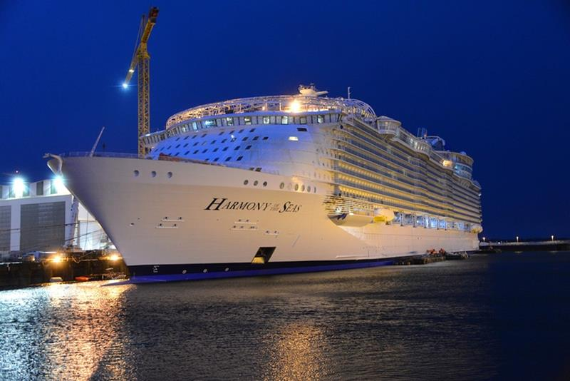 24 Photos That Give an Early Peek At Harmony of the Seas-1