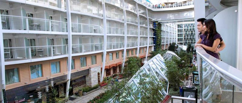 24 Photos That Give an Early Peek At Harmony of the Seas-19